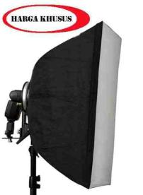 Flash Bracket Softbox 60x60